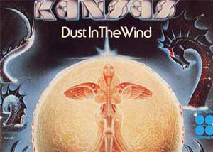 Gratis gitaarles - Dust in the wind