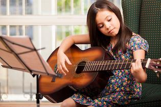 Klassiek gitaar voor kinderen