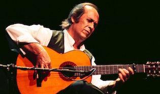 Paco de Lucia - gitaarles